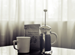 Coffee at Home ~ Happy Sunday!