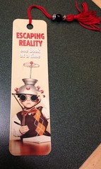 You said it, Mr. Bookmark