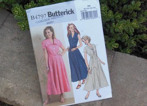 Butterick 4797 by becky b.'s sew & tell