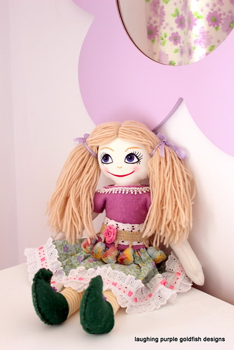 Gorgeous Rag Doll