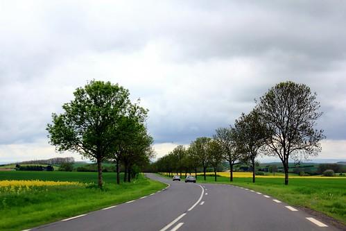 Road to Verdun