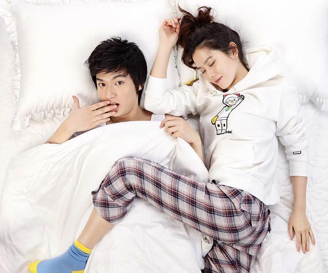 LEE MIN HO and son ye jin