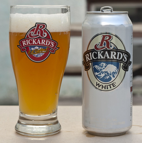 Review: Rickard's White by Cody La Bière