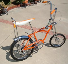 1968 Schwinn Stingray Orange Krate 6