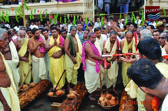 Puri Rathayatra 2013 has started