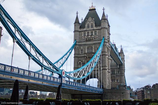Tower Bridge: curiosità su Londra