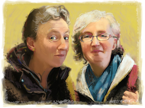 Sisters For JKPP
