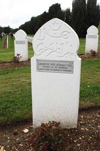 Douaumont Ossuary Graves in Verdun