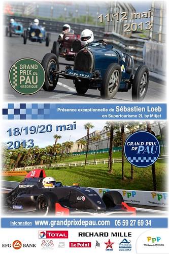 72ª edición del Grand Prix de Pau 2013