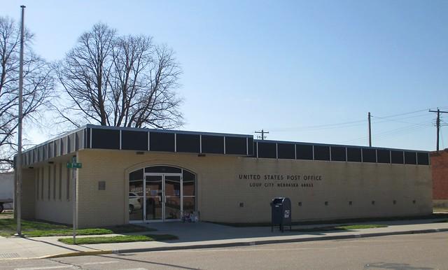 Post Office 68853 Loup City Nebraska Flickr Photo