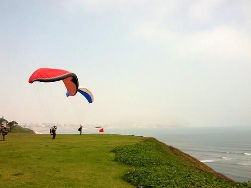 Landing In Lima Freetaste