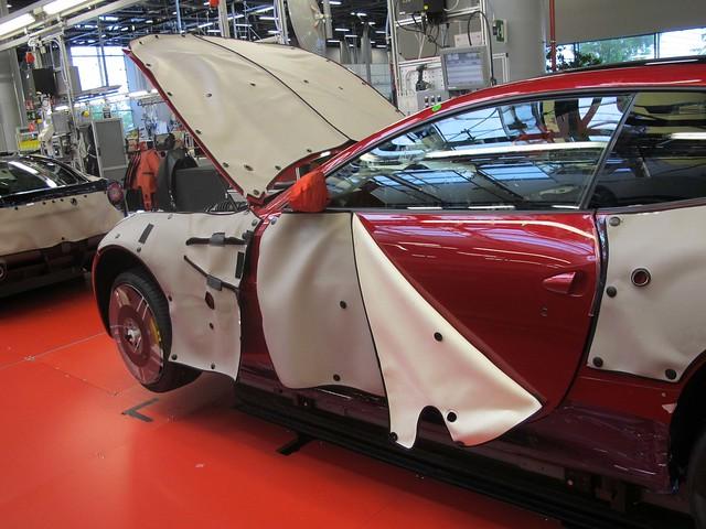 Ferrari Factory Tour In Maranello Italia 44 Explore