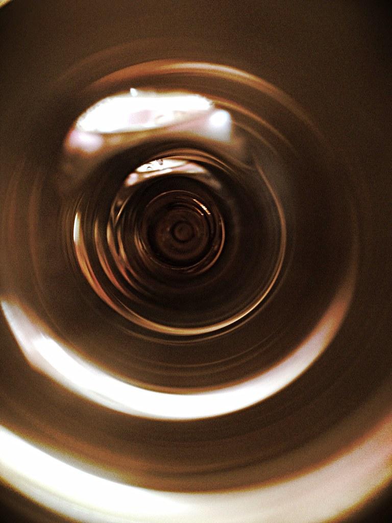 Inside of my flute