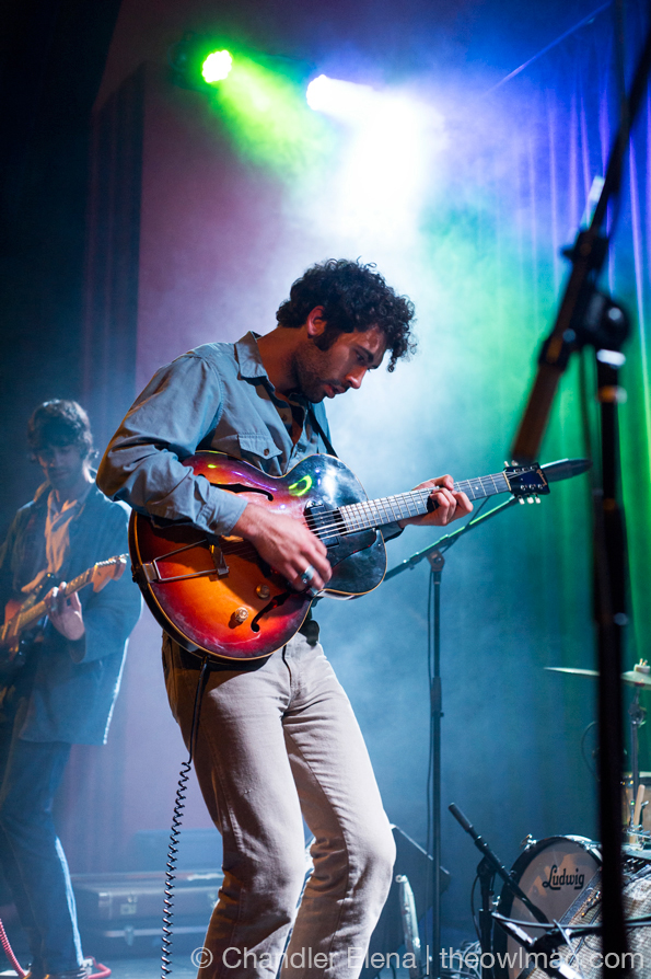 Allah-Las @ The Chapel, SF, 05-09-2013