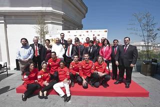 La Roja de la cocina. Foto: Miguel A. Muñoz Romero.