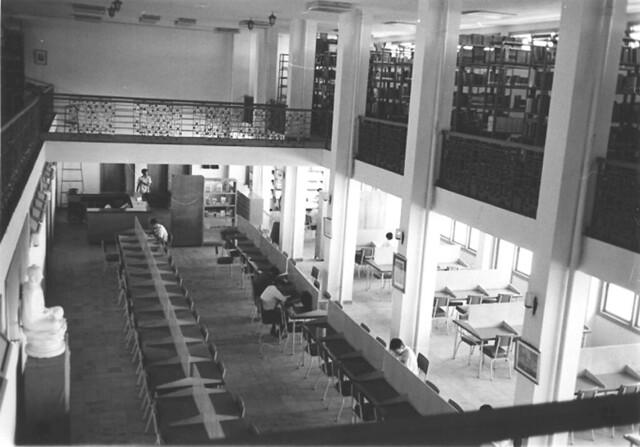 Thư viện ĐH Vạn Hạnh Saigon