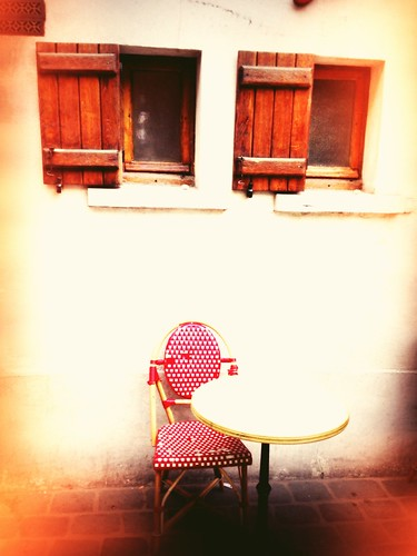 Table For One by Paris Set Me Free