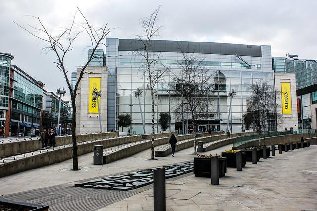 Exchange Square de Manchester