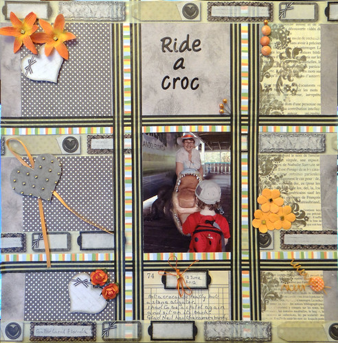 Ride a Croc