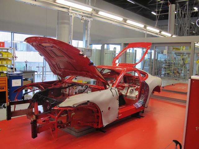 Ferrari Factory Tour In Maranello Italia 42 Flickr