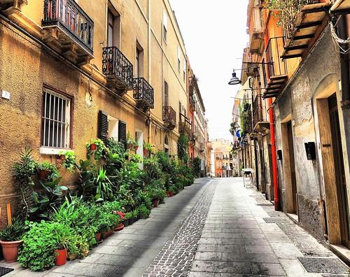 Cagliari pittoresca
