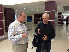 Joe Lambert & Rob Kershaw from the Centre for Digital Storytelling, California