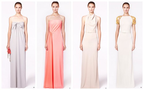 {Bridesmaid's Style} by Halston by Nina Renee Designs