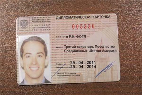 Agente de la CIA arrestado en Rusia