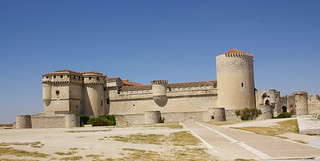 Castillo de Cuéllar.