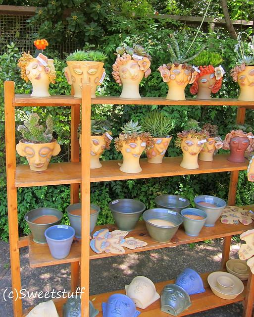 Amazing pottery