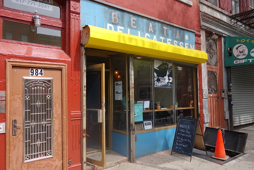 Propeller Coffee | Manhattan Ave | Greenpoint