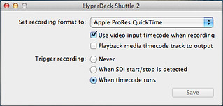 HyperDeck Shuttle 2