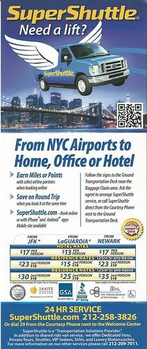 Como sair e chegar ao aeroporto JFK - New York