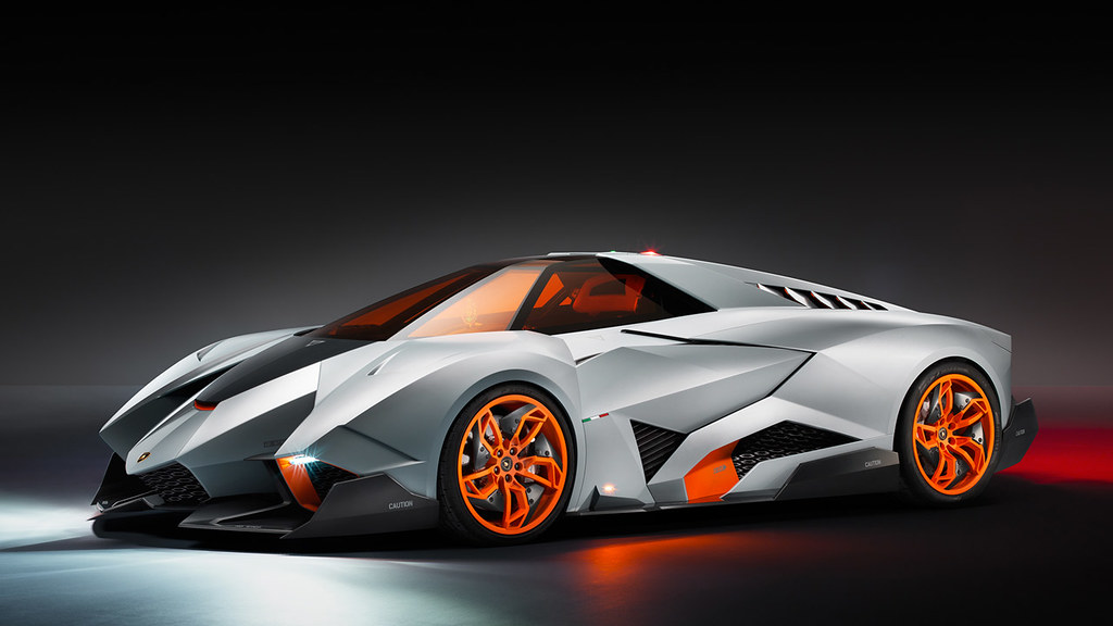 Image result for Lamborghini Egoista car
