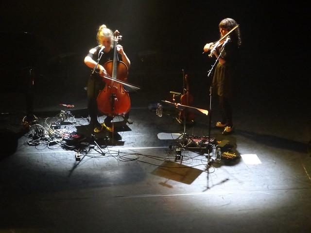 Agnes Obel: Stadsschouwburg Leuven 13/5/2013