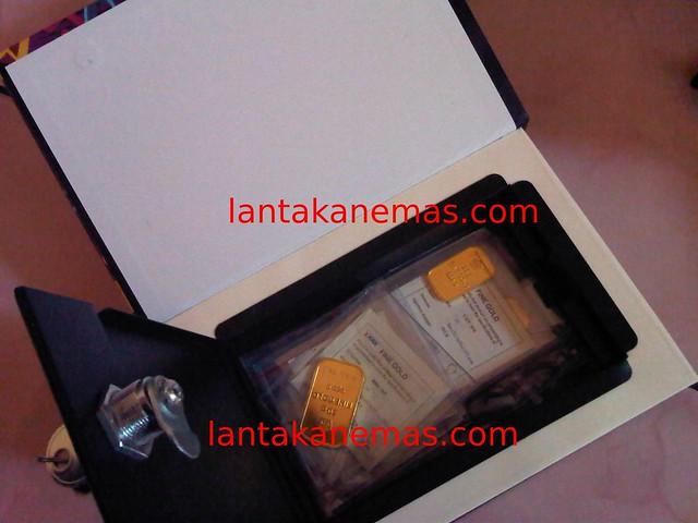 Gambar image brankas buku kecil bisa simpan emas LM, perhiasan, atau uang di bintaro