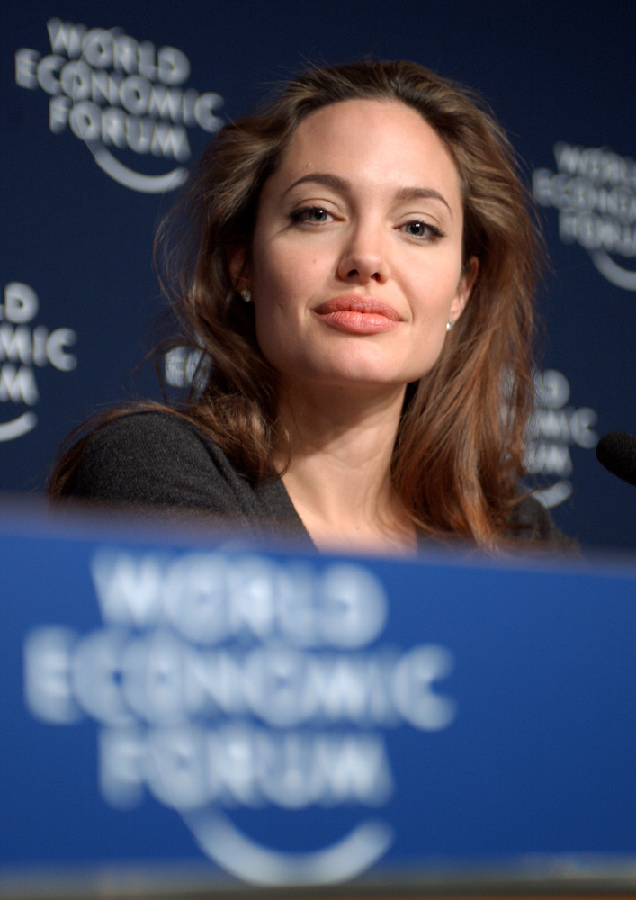 Angelina Jolie, Goodwill Ambassador, United Nations High Commissioner for Refugees (UNHCR), Geneva