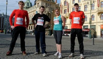 Honza Kačer: Jak poskládat maratonskou univerzitní štafetu