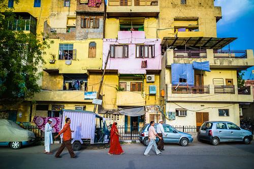 Inside of Delhi