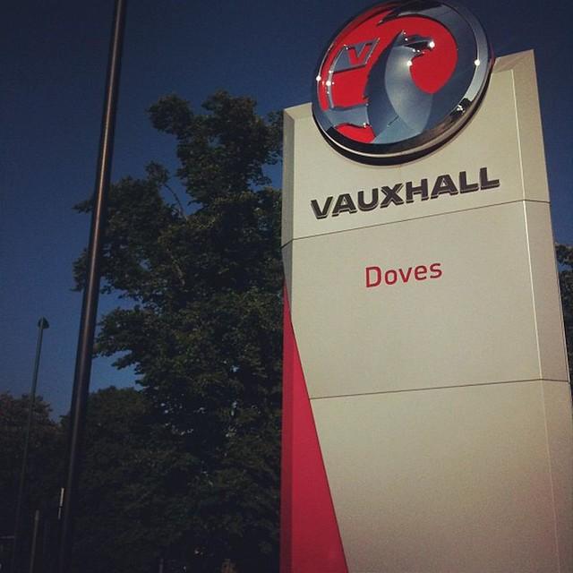 Doves Vauxhall Southampton