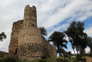 Castell de Sant Iscle görüntü. catalonia catalunya castell laselva catalogne vidreres castelldesantiscle