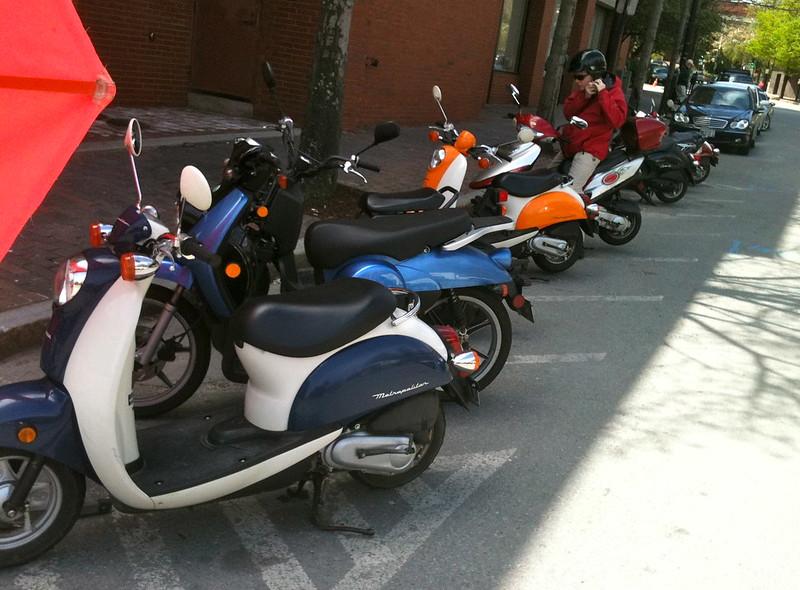 Ride Row