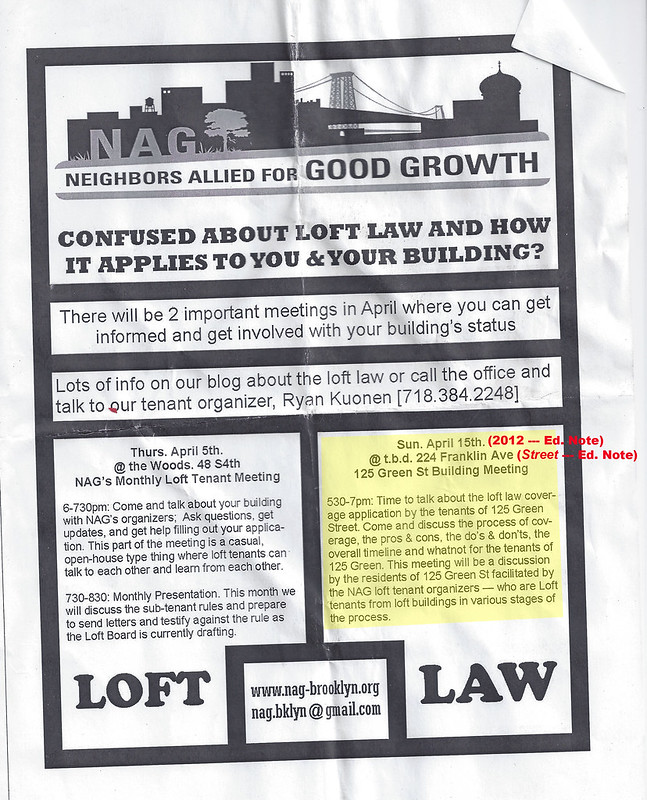 Confused About The Loft Law?