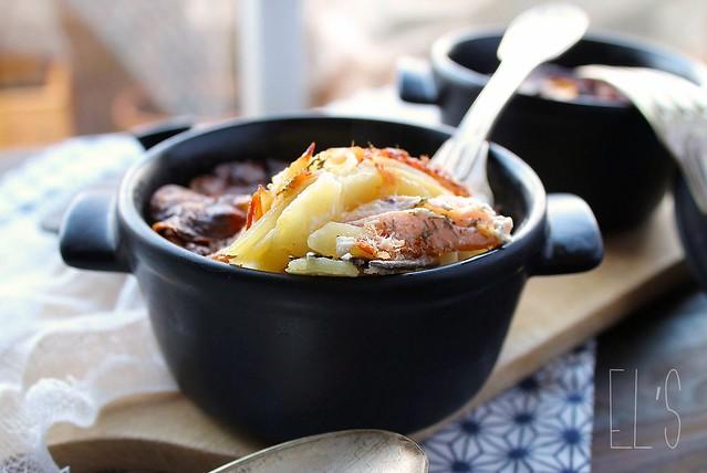 recette mini-cocotte de gratin dauphinois