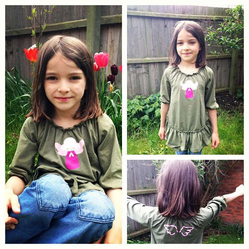 Review: Josie reviews the me&i Angel Blouse.