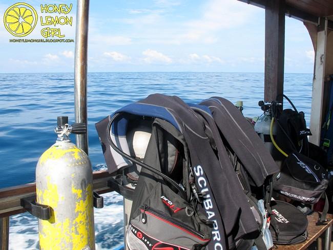 5D4N_Tioman Island_Diving