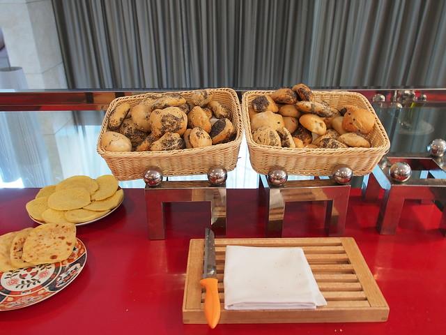 HUSA Hotel好吃的麵包