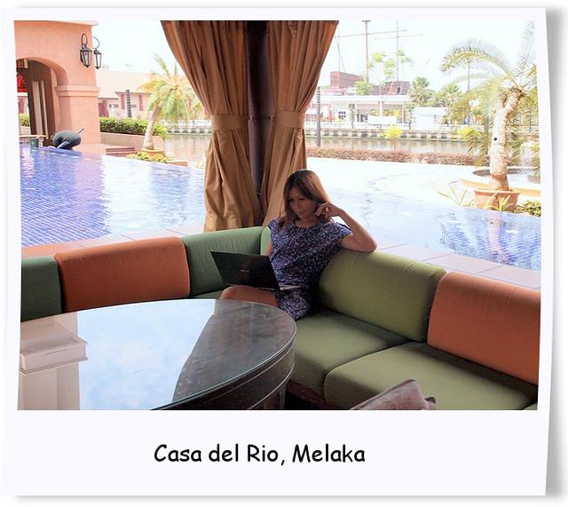Casa del Rio, Melaka