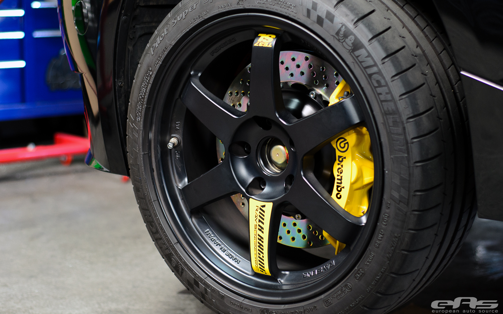 Black Amp Yellow Z4m Bmw Performance Parts Amp Services