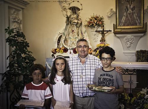 Con los pequeños trovadores de la Virgen by Sansa - Factor Humano